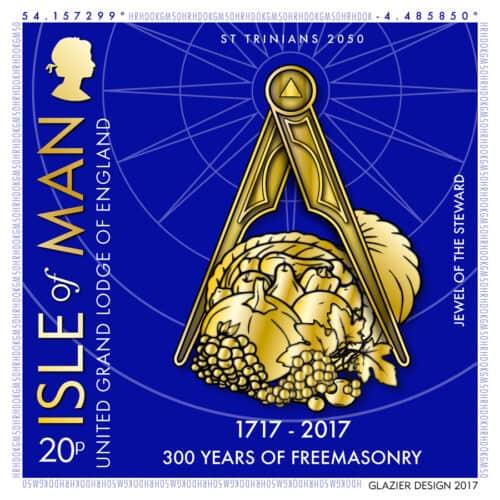 01 Steward Glazier design freemasonry