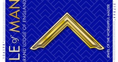 06 Worshipful Master Glazier design freemasonry