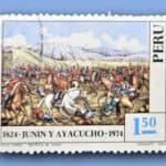 A Batalha de Ayacucho