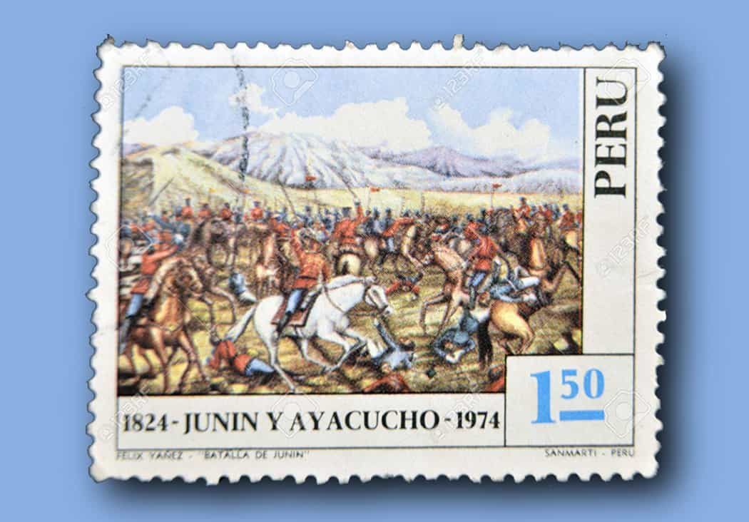 battle of junin and ayacucho