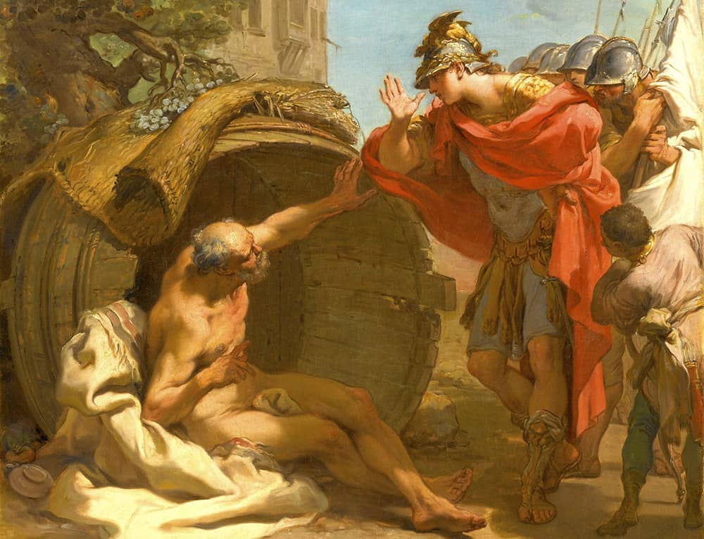 diogenes and