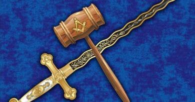 espada flamejante malhete