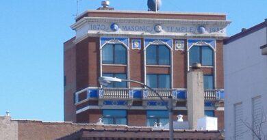 Templos maçónicos