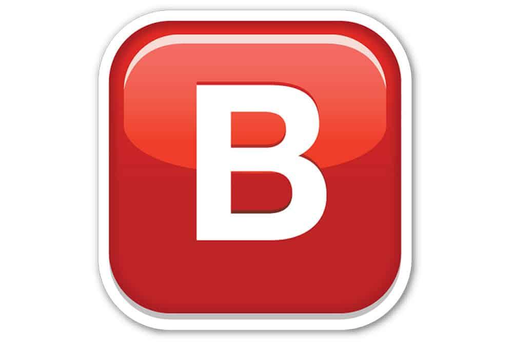 letter b 908yufgdcvbn