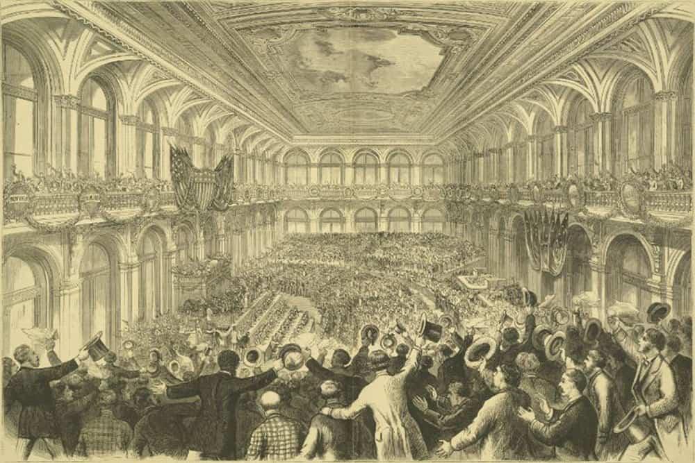 baltimore convention