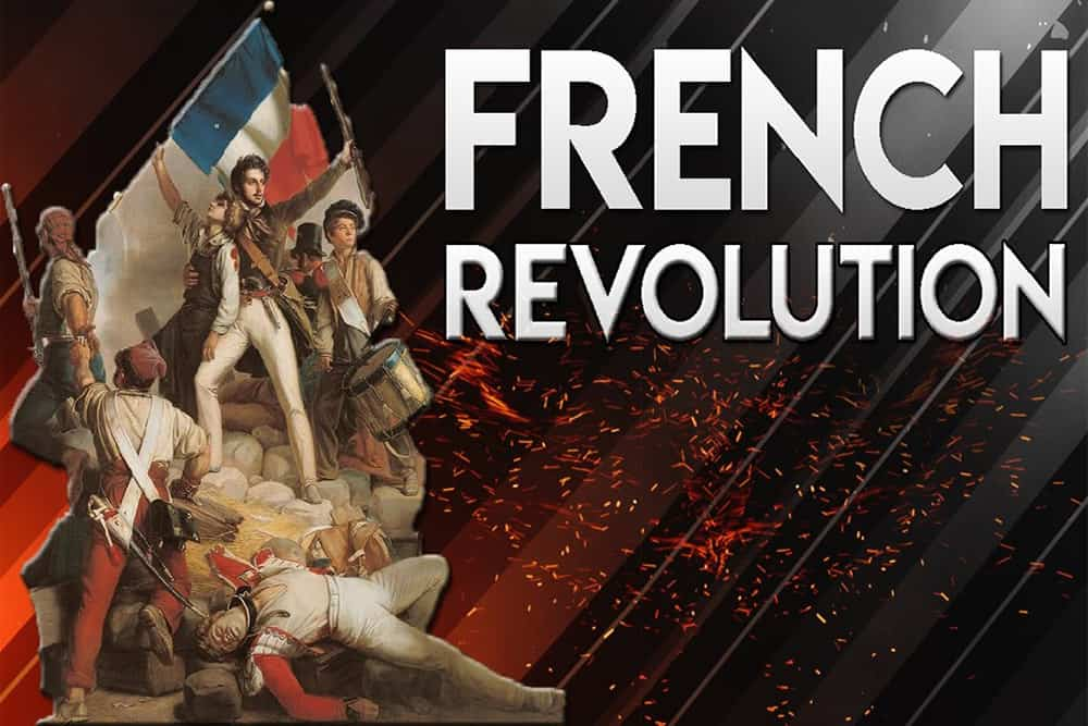 french revolution 78tyfghb