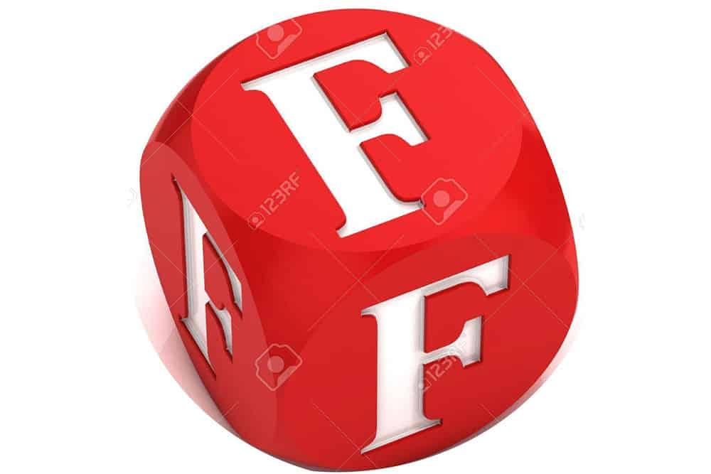 letter f 76tiyghjty