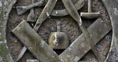 stone symbols rectangle
