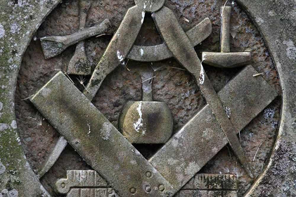 stone symbols rectangle