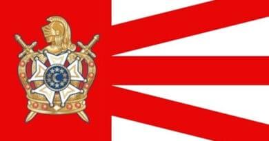 bandeira demolay 98uhgj