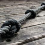 A corda de oitenta e um nós