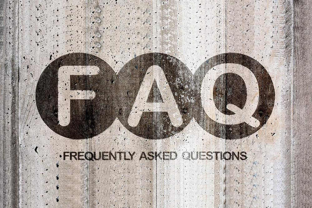 faq concrete 87tyfgh