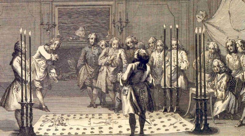 As origens do Ritual na Igreja e na Maçonaria (Parte I)