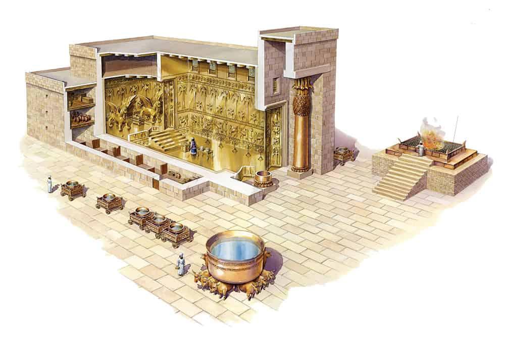 solomon temple fyugjhk