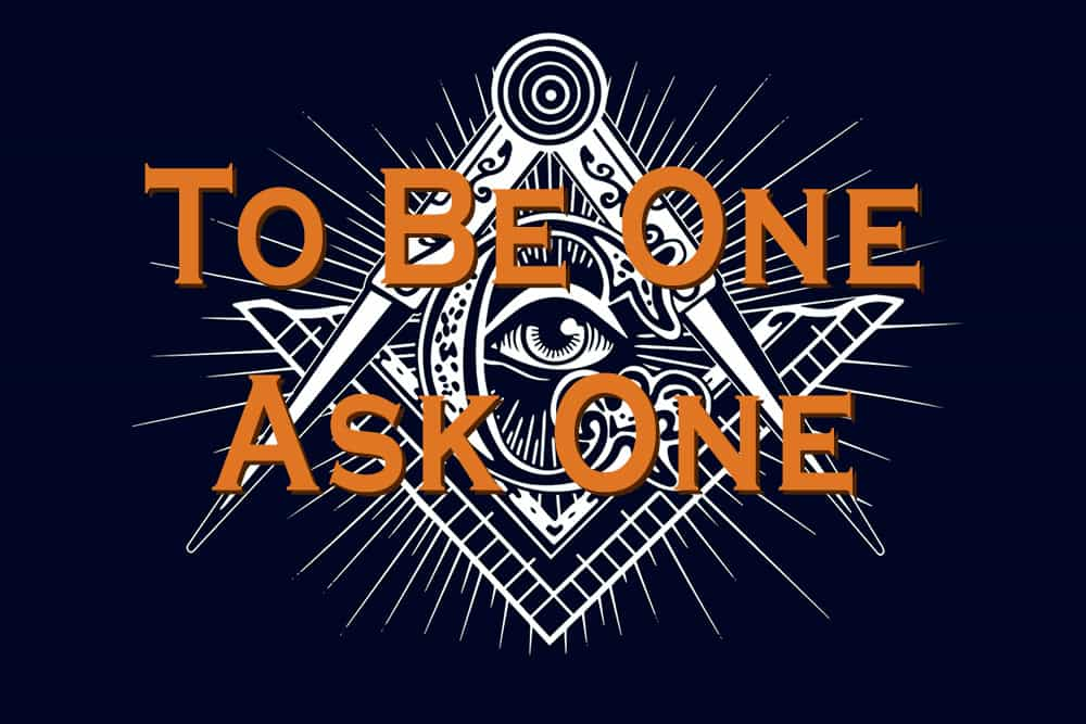 to be one ask one