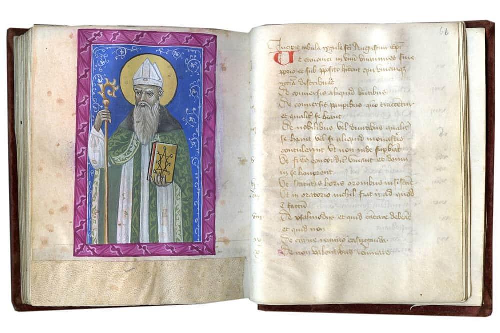 Regula Benedicti qwed