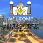 XVI WORLD CONFERENCE of Regular Masonic Grand Lodges
