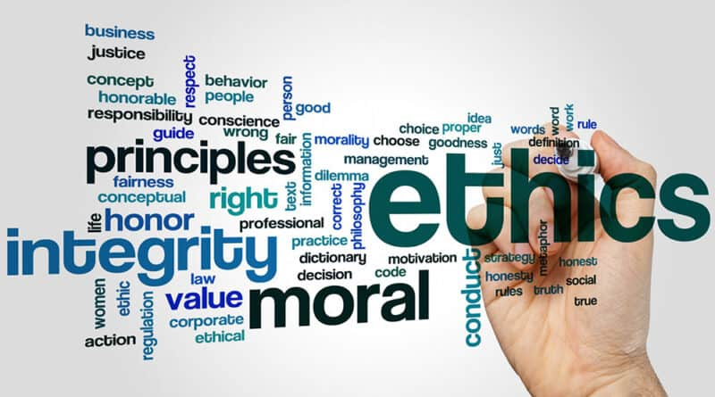 Ética nas relações