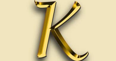 letter k hgf78yugjhk