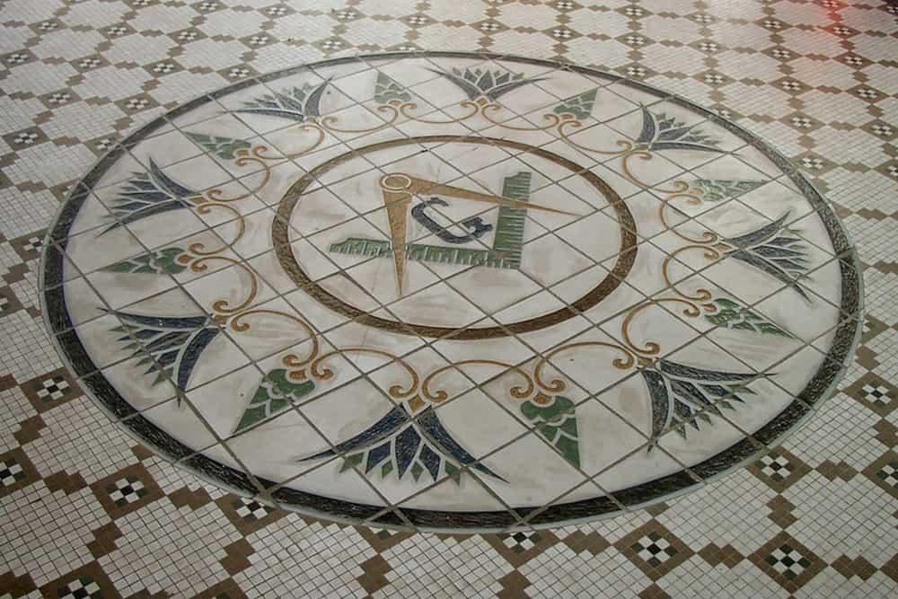 masonic floor adsfvg555