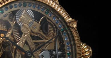 patek philippe masonic watch 1917 000