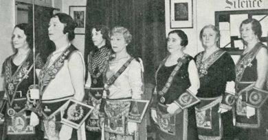 women and freemasonry yrtgujhk
