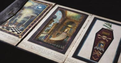 John Harris Craft Tracing Boards qwe2334