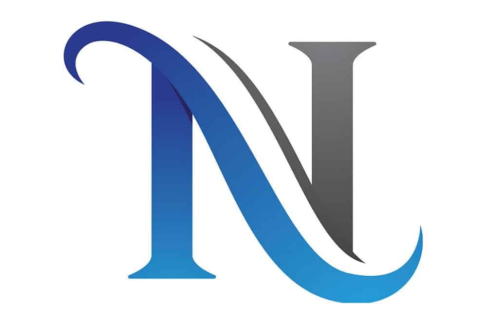 letter n uiytre