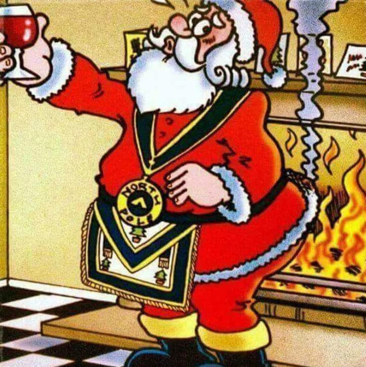 masonic christmas 987tyrfghj
