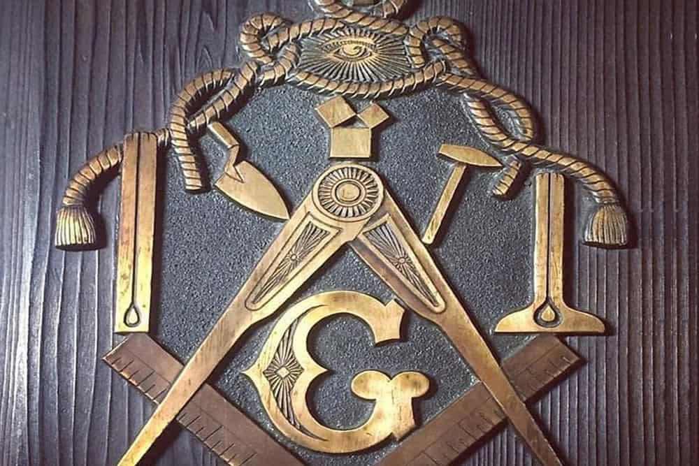 masonic door 876trfghj