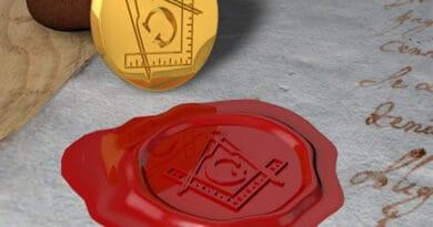 masonic seal iouytdfrs