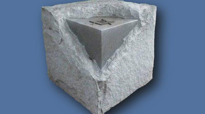 O significado da pedra bruta