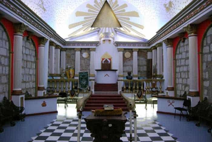 templo mexico