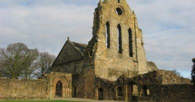 kilwinning abbey 23ewds