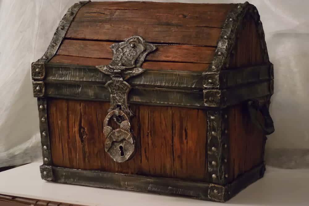 treasure chest 8765re