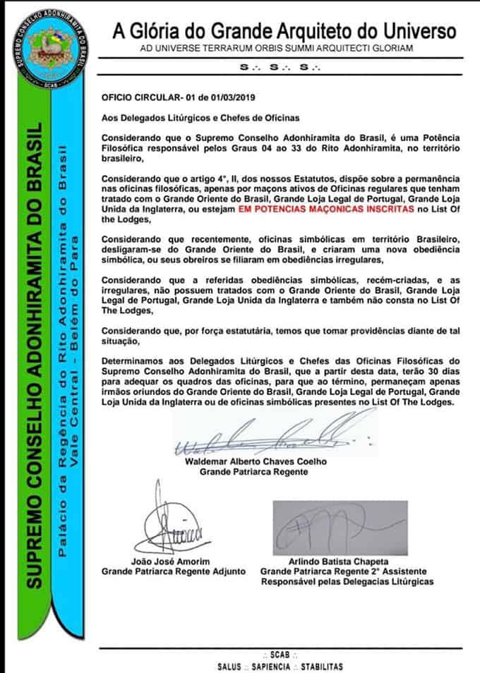 comunicado SCAB 76hgfdf