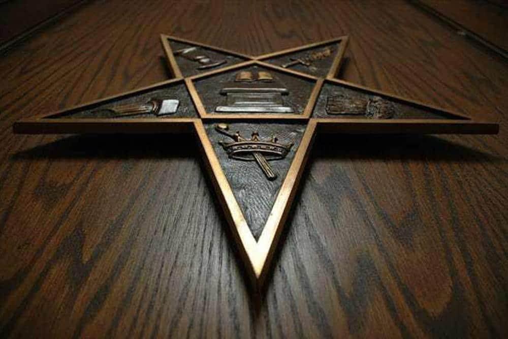 masonic blazing star 0987ytuhjk