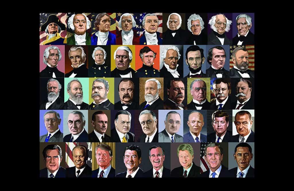 Presidentes dos Estados Unidos