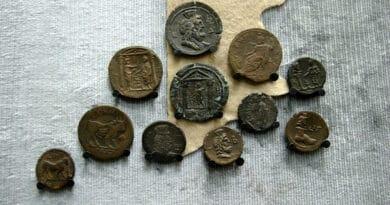 serapeum coins hgtr5433