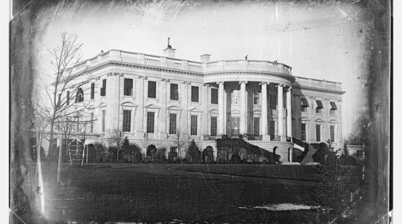 As chaves maçónicas da Casa Branca