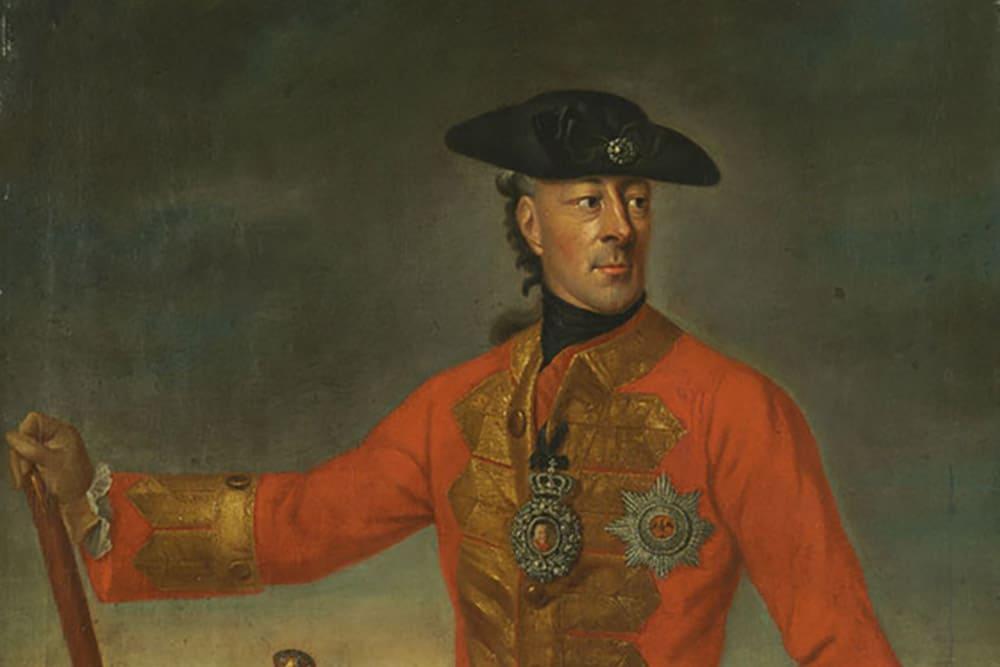 Frederico Guilherme Ernesto - Conde de Lippe