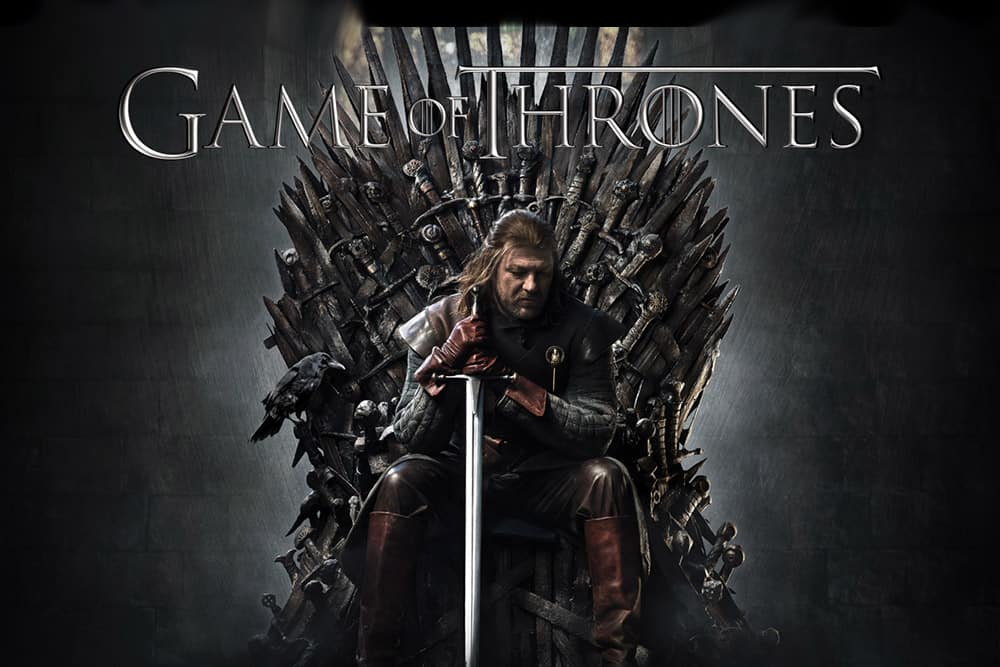 Guerra dos Tronos - Game of Thrones