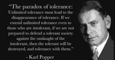 Paradoxo da tolerância