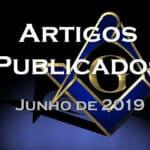 Artigos publicados – Junho de 2019