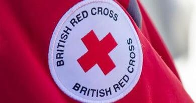 Os Maçons do País de Gales Wales doaram £84.460 para ajudar a Cruz Vermelha Britânica a reduzir as hospitalizações desnecessárias