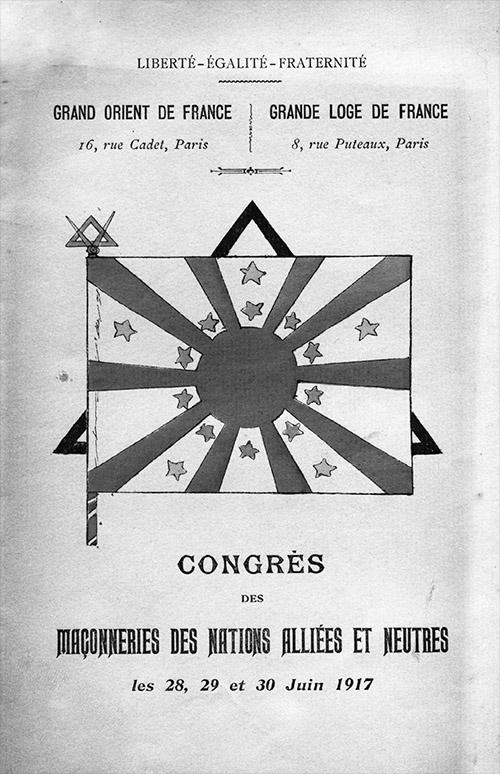 congres maconeries