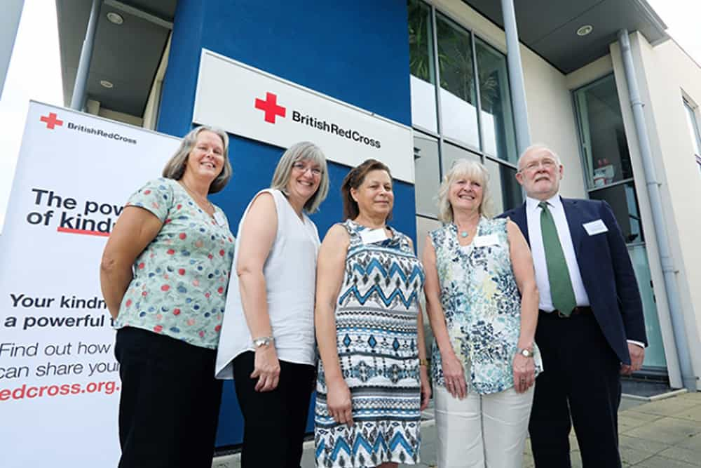 wales red  cross jhytredf