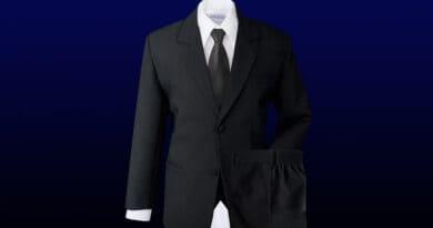 black suit jh6tfgh