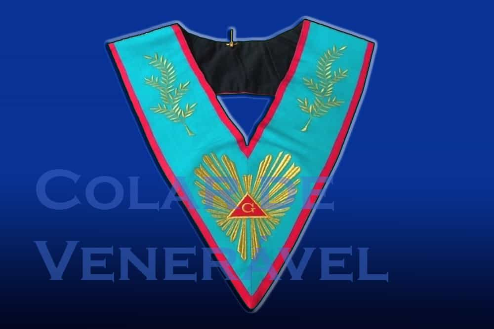 colar veneravel jh54re32