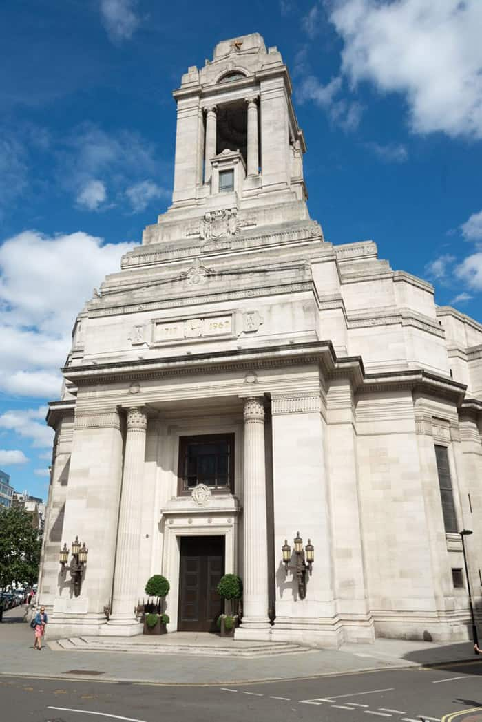 freemasons hall facade gftyty